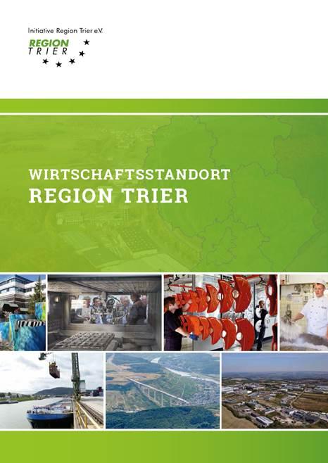 Titelblatt Wirtschaftsstandort Region Trier
