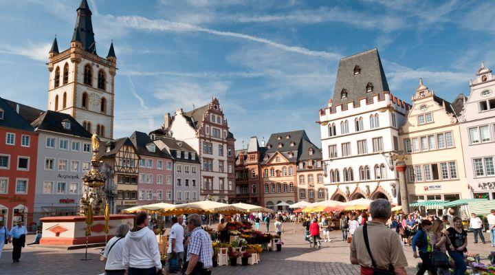 Trierer Hauptmarkt